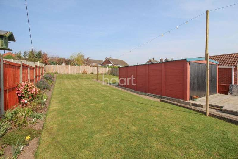 2 Bedrooms Bungalow for sale in Valley Road, Costessey