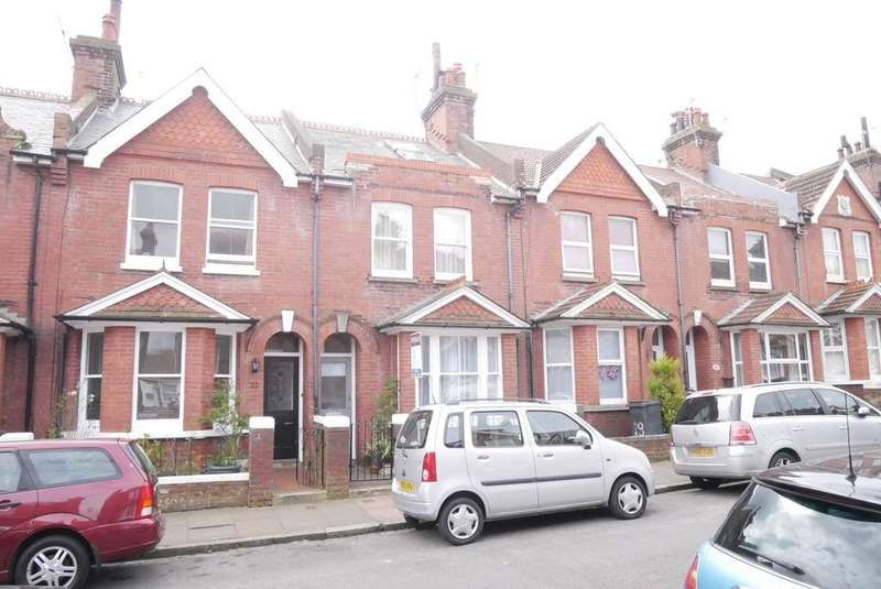 3 Bedrooms Terraced House for sale in Greys Road, Old Town, Eastbourne, BN20