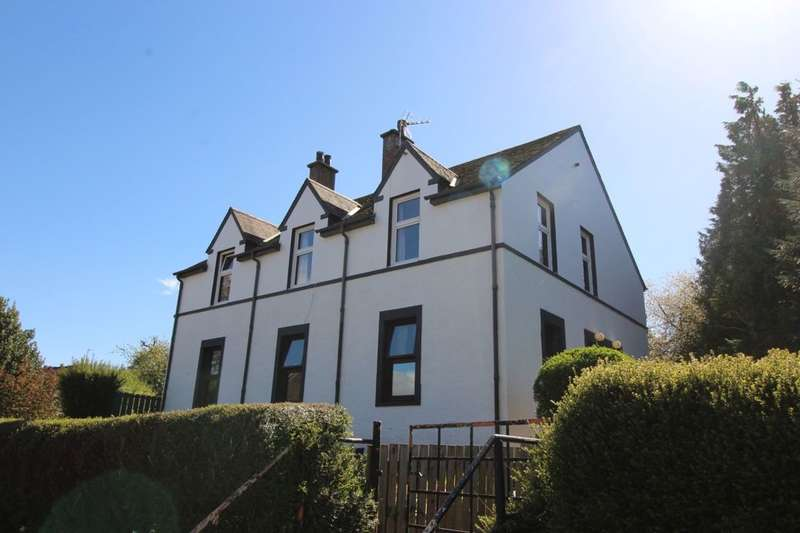 3 Bedrooms Flat for sale in Latch Road, Brechin, DD9