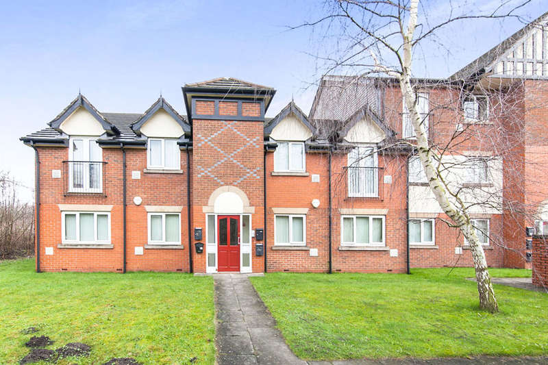 2 Bedrooms Flat for sale in Collegiate Way, Swinton, Manchester, M27