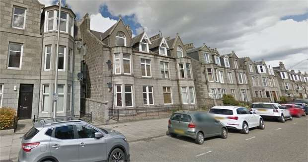 2 Bedrooms Flat for sale in Union Grove, Aberdeen