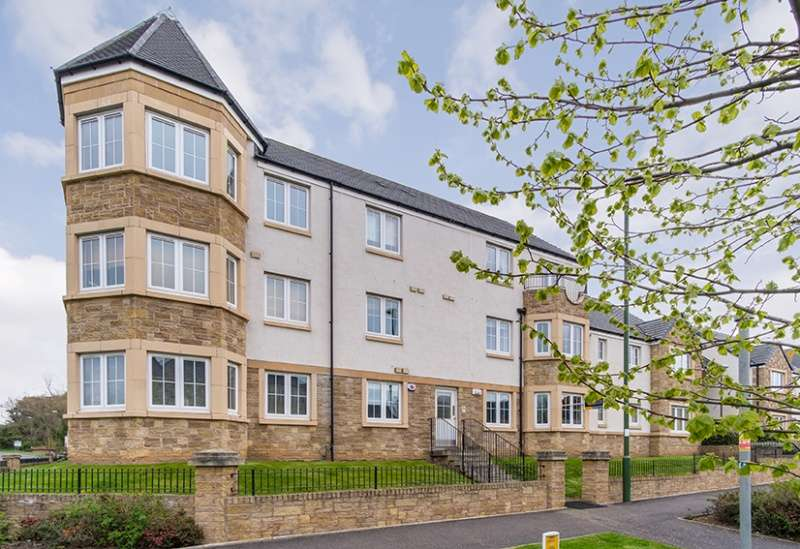 1 Bedroom Flat for sale in Miners Walk, Dalkeith, Midlothian, EH22 2AL