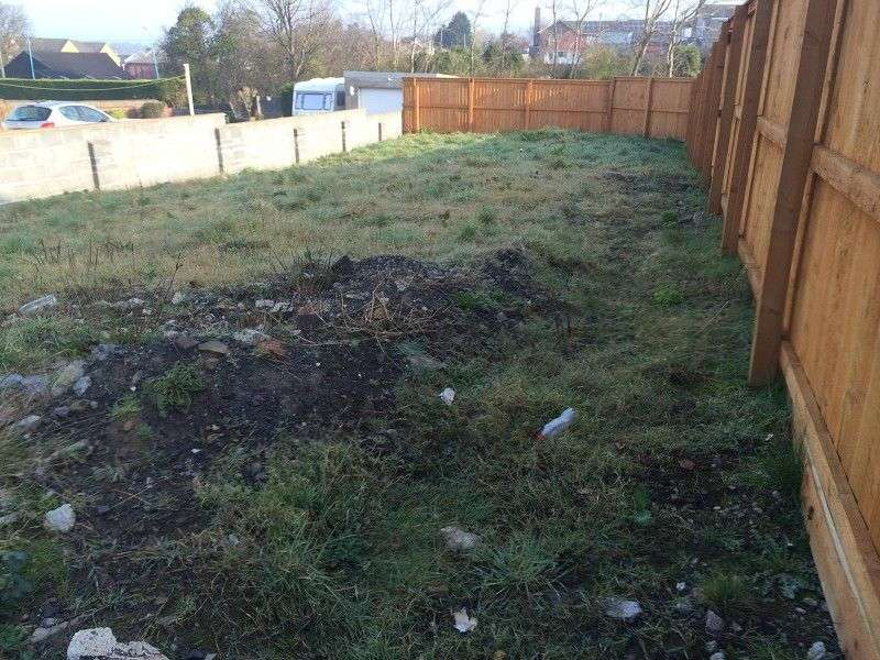 Property for sale in Building Plot adj 211 St Teilo Street, Pontarddulais, Swansea, West Glamorgan . SA4 8LQ