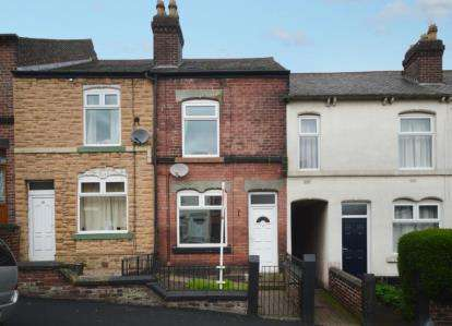 3 Bedrooms Terraced House for sale in Harris Road, Hillsborough, Sheffield