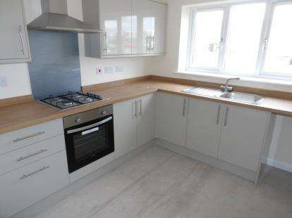 3 Bedrooms Detached House for sale in Bramble Lane, Mansfield, Nottinghamshire