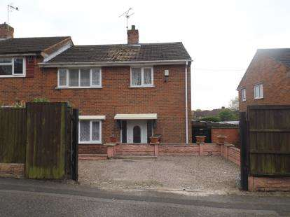 3 Bedrooms Semi Detached House for sale in Coniston Road, Kirkby-In-Ashfield, Nottingham