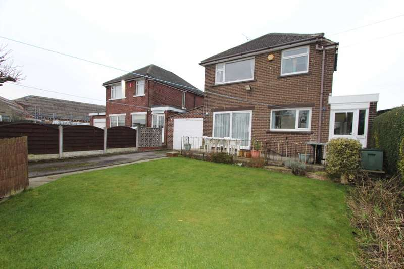 3 Bedrooms Detached House for sale in Bradford Road, Birkenshaw