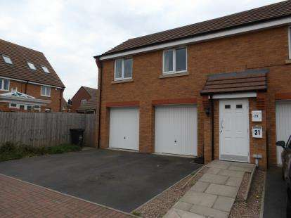 1 Bedroom Flat for sale in Pel Crescent, Oldbury, West Midlands