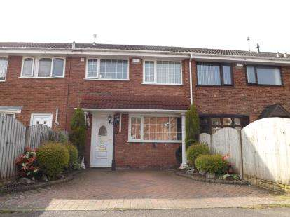 3 Bedrooms Terraced House for sale in Pinewood Drive, Birmingham, West Midlands
