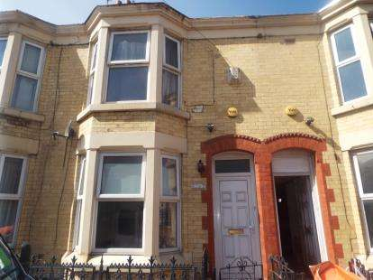 2 Bedrooms Terraced House for sale in Empress Road, Kensington, Liverpool, Merseyside, L7