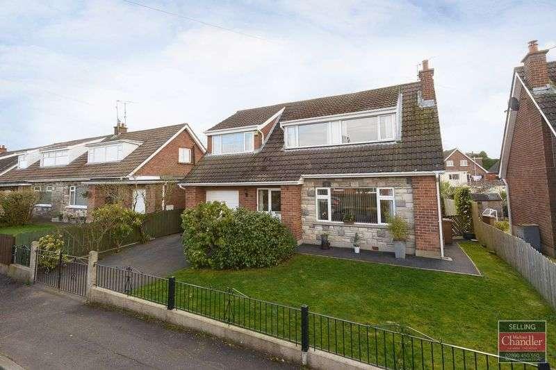 4 Bedrooms Detached House for sale in 48 Blenheim Park, Carryduff, BT8 8NN