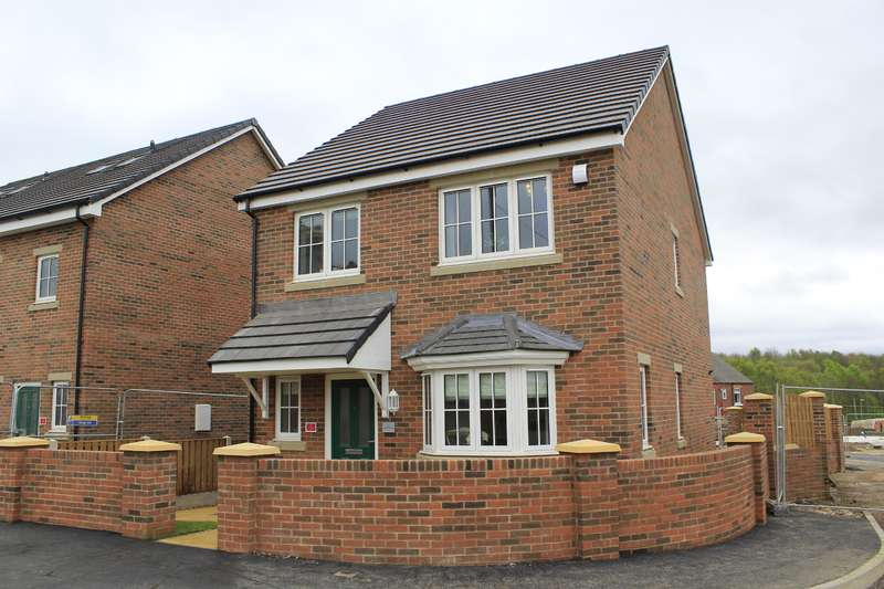 4 Bedrooms Detached House for sale in Show Home, Plot 3, The Weston, Common Lane, East Ardsley, WF3 2ED