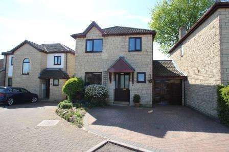 3 Bedrooms Link Detached House for sale in TIMSBURY, BATH BA2