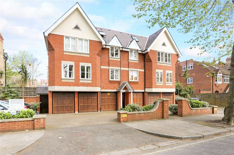 3 Bedrooms Flat for sale in Barrowgate Road, London, W4