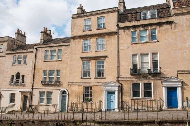 5 Bedrooms Terraced House for sale in Belvedere, Lansdown Road, Bath