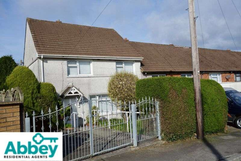 3 Bedrooms Terraced House for sale in Penybryn, Cimla, Neath, SA11 1JE