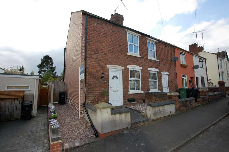 2 Bedrooms End Of Terrace House for sale in Laburnum Street, Wollaston, DY8 4NX