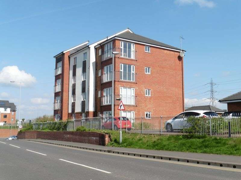 2 Bedrooms Flat for sale in Stokers Close, Dunstable