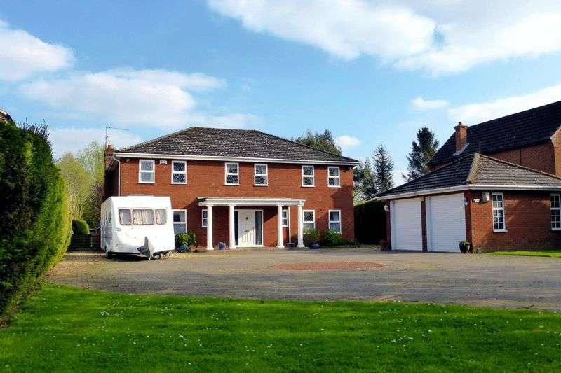 4 Bedrooms Detached House for sale in Smeeth Road, St John's Fen End, Marshland St James, Norfolk