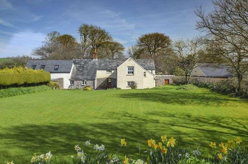 5 Bedrooms House for sale in Virginstow, Beaworthy