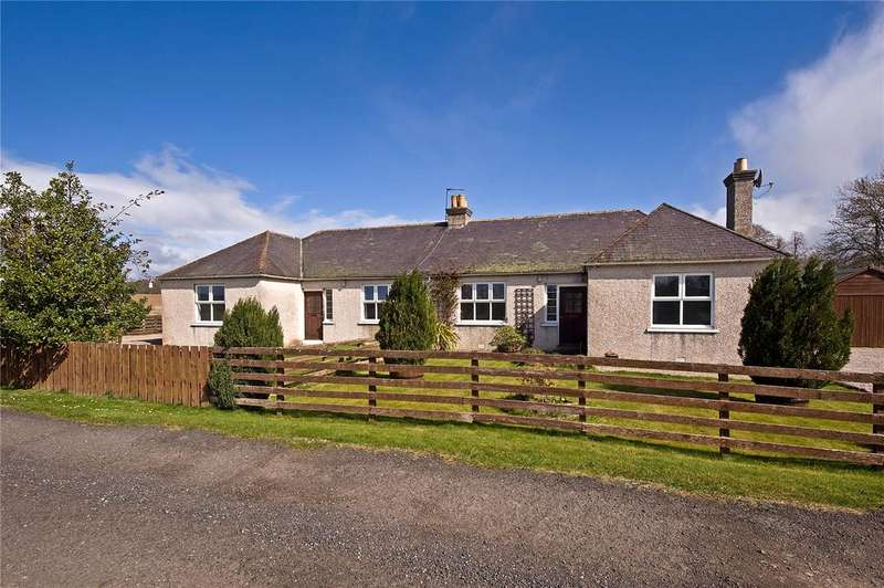 6 Bedrooms Semi Detached Bungalow for sale in Netherton Cottar Houses, Kemnay, Inverurie, Aberdeenshire
