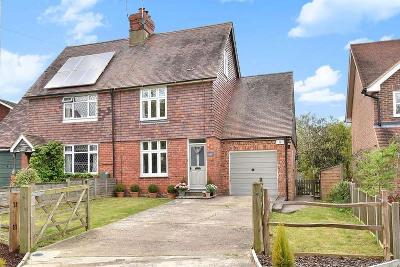 4 Bedrooms Semi Detached House for sale in St Michaels, Tenterden