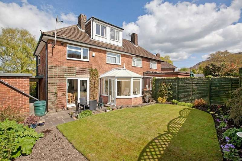 4 Bedrooms Semi Detached House for sale in Prestwick Close, Otley
