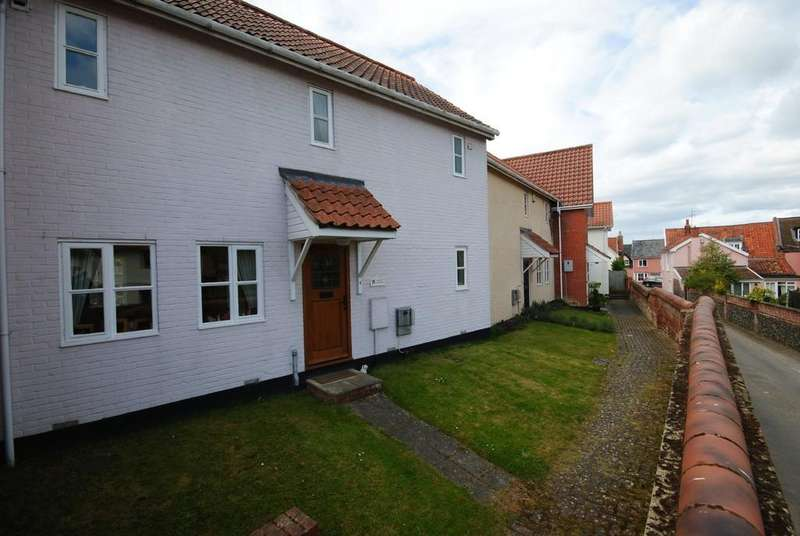 3 Bedrooms Town House for sale in Bridewell Lane, Botesdale, Diss