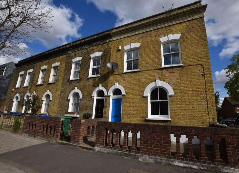 3 Bedrooms End Of Terrace House for sale in Lynton Road Bermondsey SE1