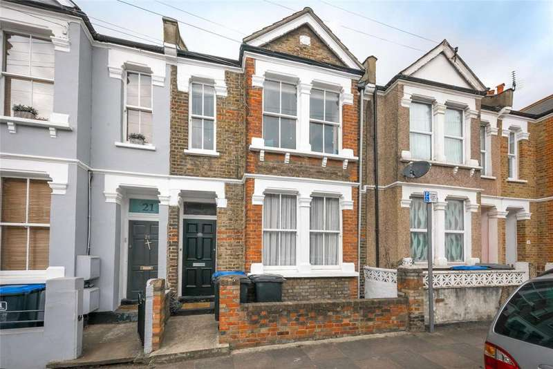 2 Bedrooms Flat for sale in Hiley Road, London, NW10