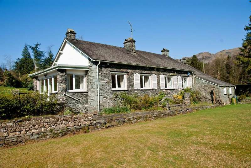 4 Bedrooms Detached House for sale in Elterwater