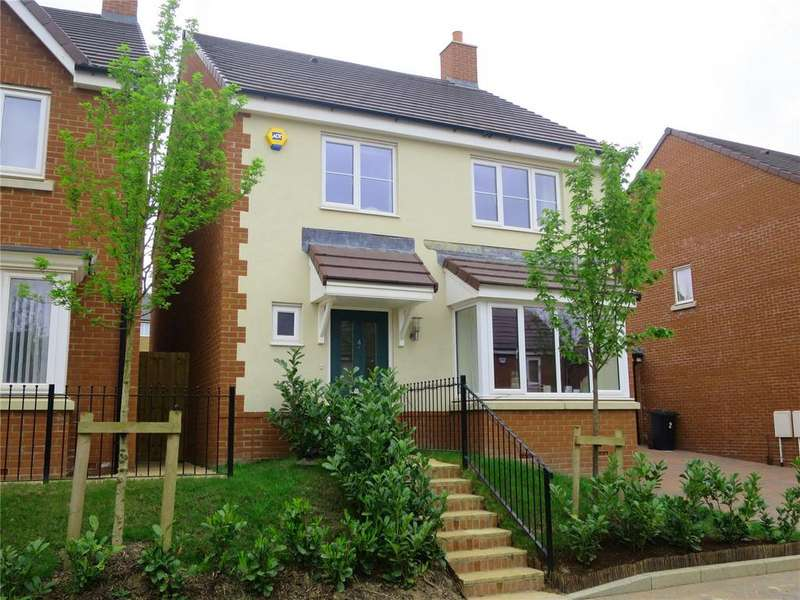 4 Bedrooms Detached House for rent in Rowan Drive, Emersons Green, Bristol, BS16