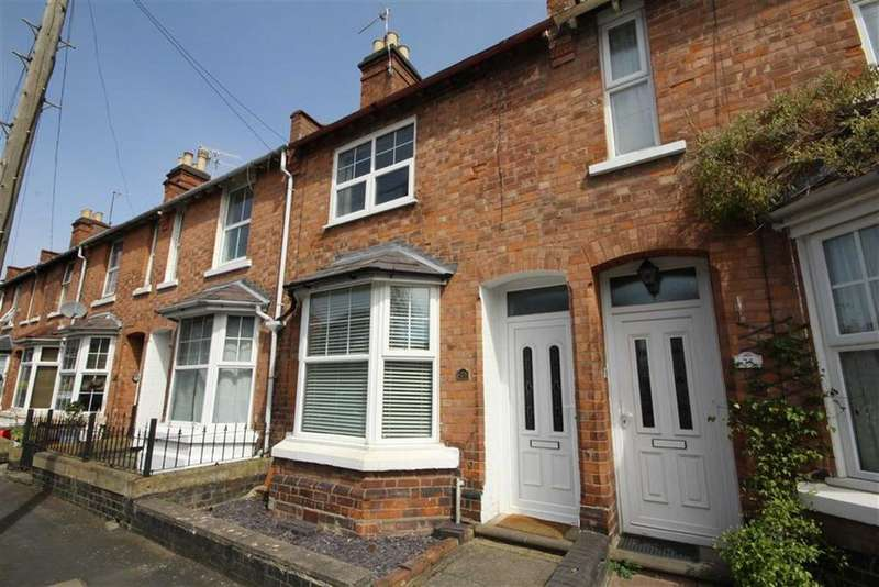 3 Bedrooms Terraced House for sale in Avon Street, Warwick, Warwickshire, CV34