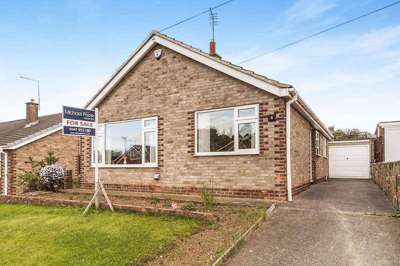 2 Bedrooms Detached Bungalow for sale in Bylands Road, Middlesbrough, TS6