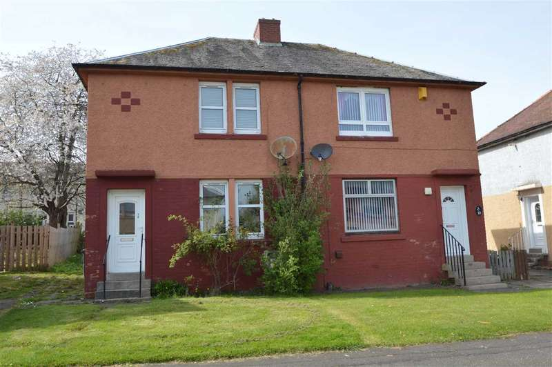 3 Bedrooms Semi Detached House for sale in Waverley Crescent, Hamilton