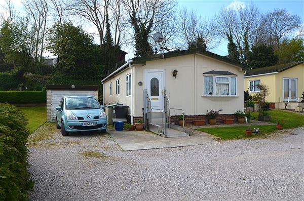 2 Bedrooms Park Home Mobile Home for sale in Olive Grove, Hazelwood Park, Dawlish Warren