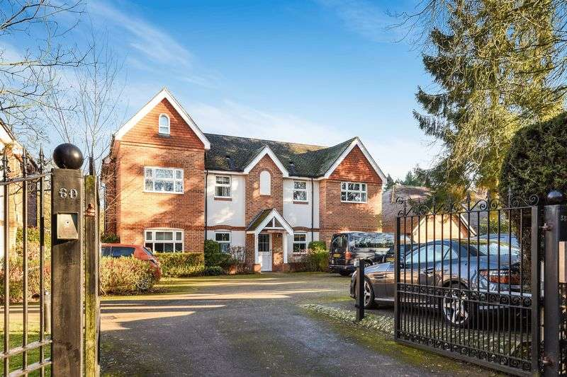 2 Bedrooms Flat for sale in St Peters Avenue, Reading