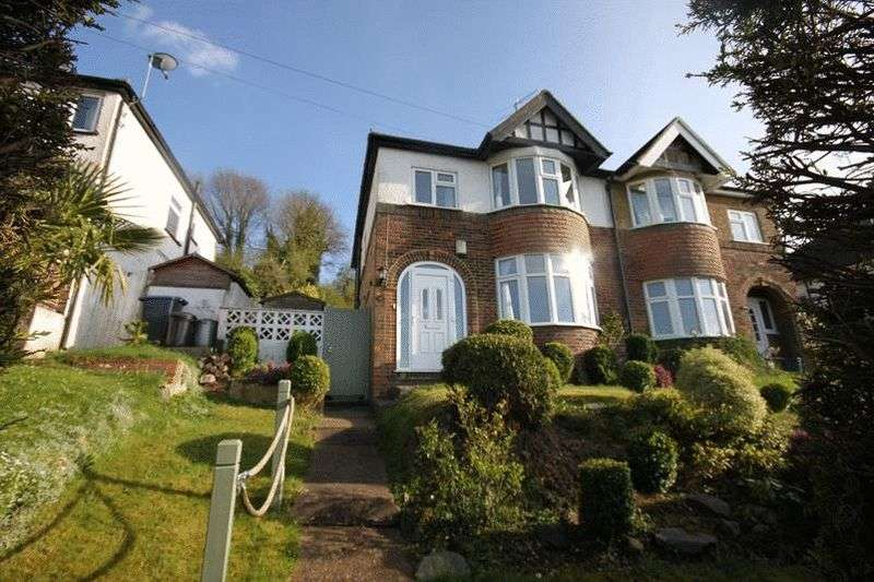 3 Bedrooms Semi Detached House for sale in Hillbury Road, Warlingham
