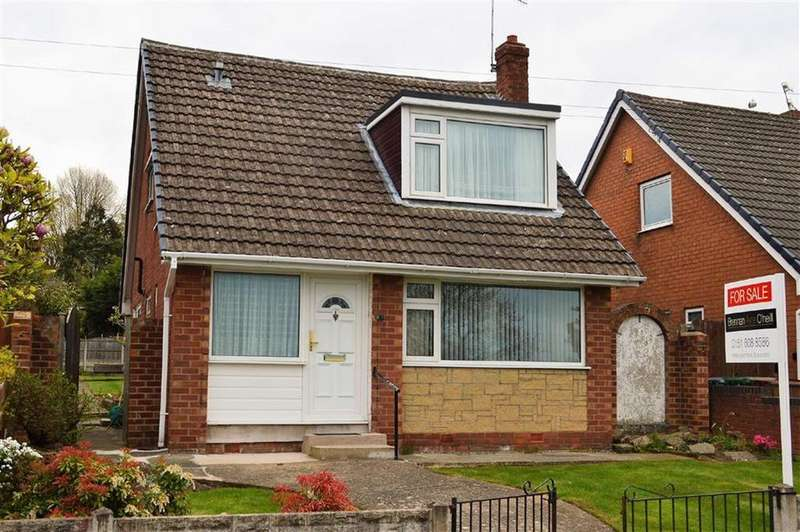 3 Bedrooms Detached House for sale in Noctorum Way, Noctorum, CH43
