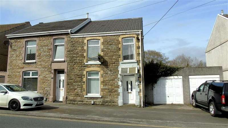 2 Bedrooms End Of Terrace House for sale in Loughor Road, Swansea, SA4