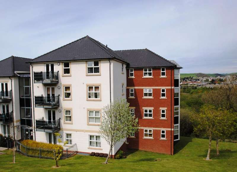 3 Bedrooms Apartment Flat for sale in Cleave Point, Sticklepath