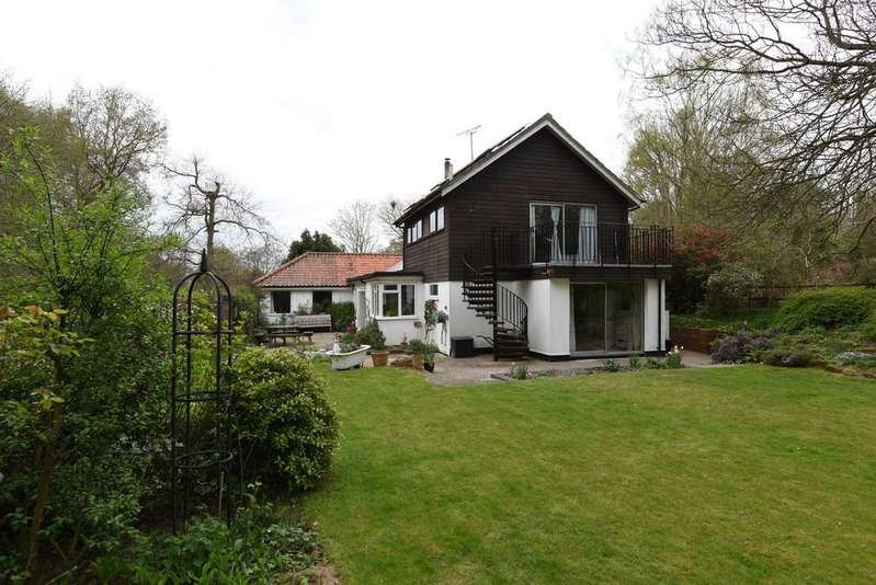 4 Bedrooms Detached House for sale in Bromeswell, Nr Woodbridge