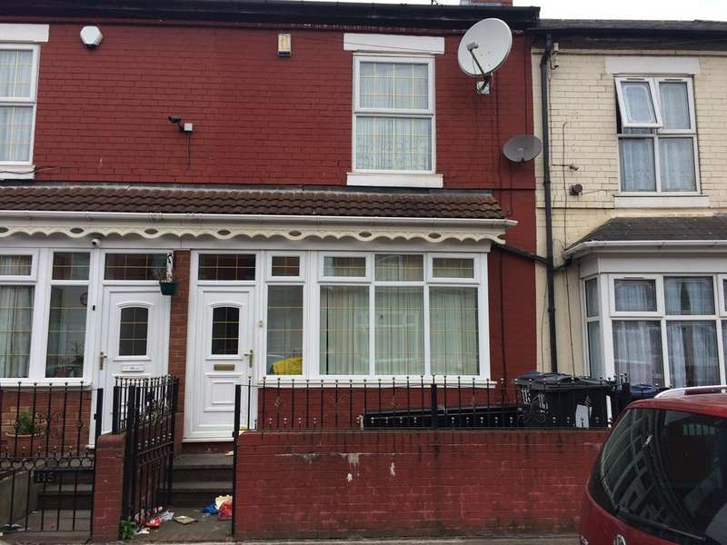 3 Bedrooms Terraced House for sale in Ralph Road, Alum Rock, Birminghm B8