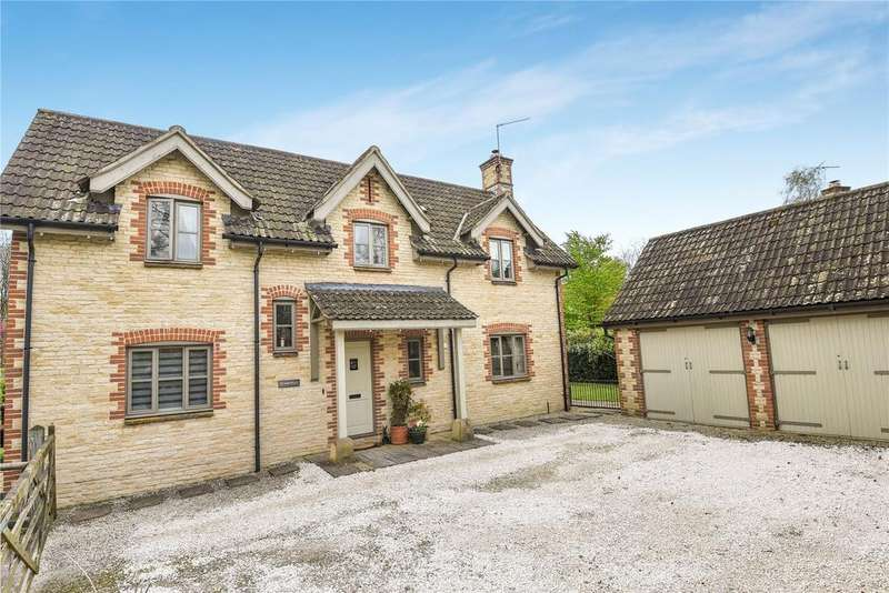 4 Bedrooms Detached House for sale in Langley Burrell, Wiltshire