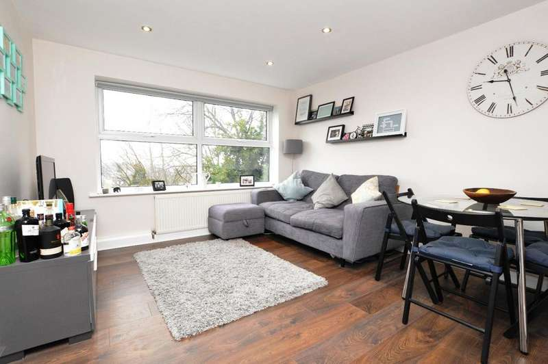 2 Bedrooms Flat for sale in Central Hill London SE19