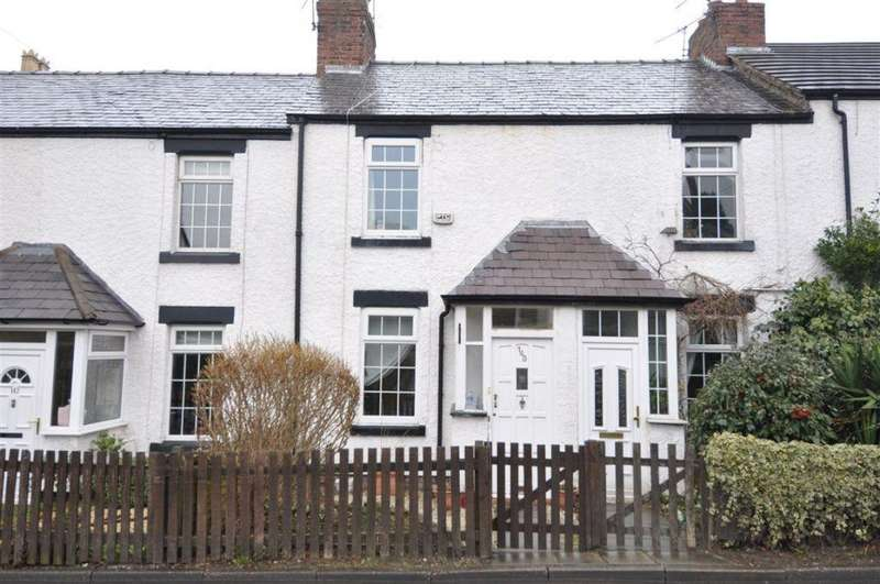 2 Bedrooms Terraced House for rent in Pensby Road, Heswall, Wirral