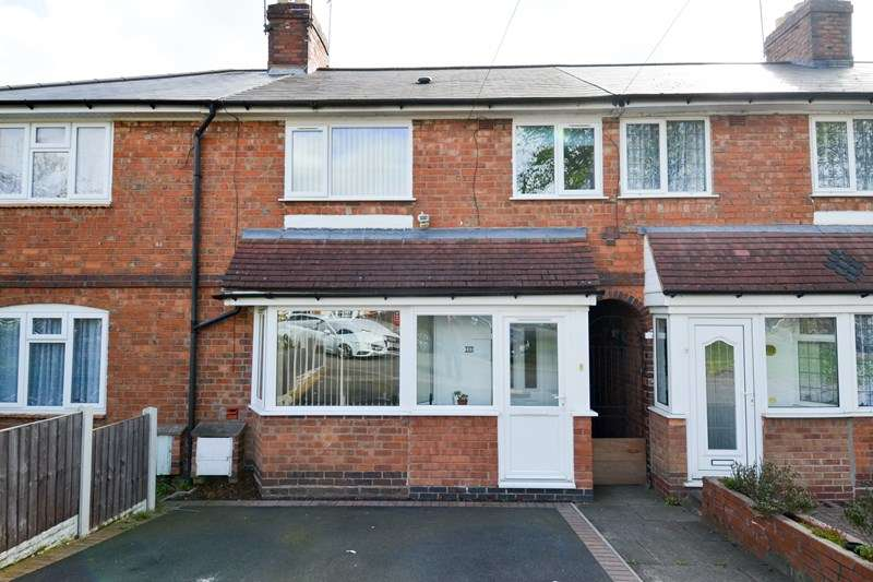 3 Bedrooms Town House for sale in Middlemore Road, Northfield, Birmingham