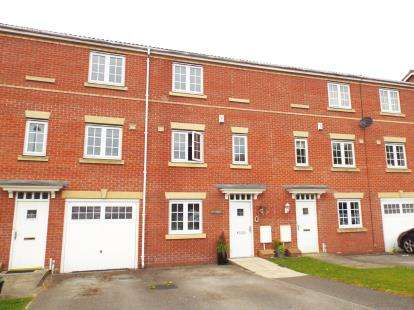 3 Bedrooms Terraced House for sale in Parkedge Close, Leigh, Greater Manchester