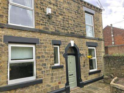 2 Bedrooms End Of Terrace House for sale in Primrose Terrace, Stalybridge, Greater Manchester