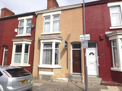 2 Bedrooms Terraced House for sale in Oxton Street, Walton, Liverpool, Merseyside, L4